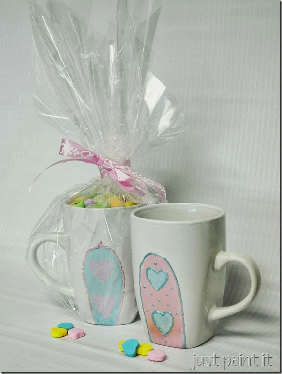 Painted-Mug-K