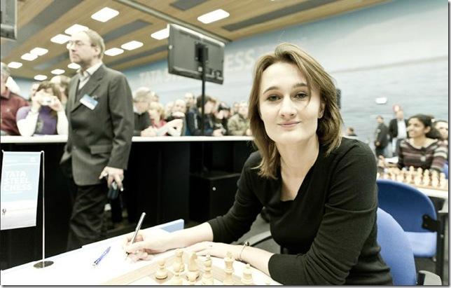 Viktorija Cmilyte, Lithuania - Tata Steel