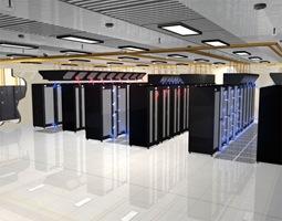 Datacenter producen mucha energia electrica