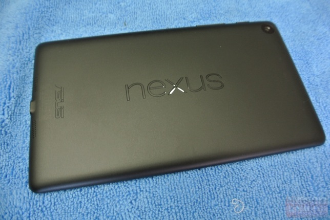 New nexus 7 c