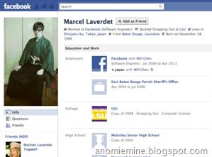 Marcel Georges Laverdet ii