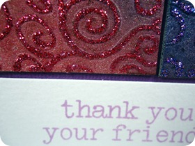 Spray Ink Cards 012