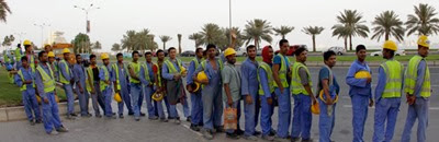 qatar migrant workers