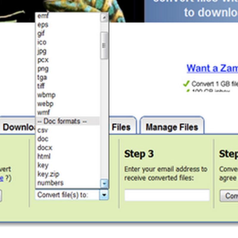 ฟรีเวบไซต์ให้บริการแปลง pdf เป็น word