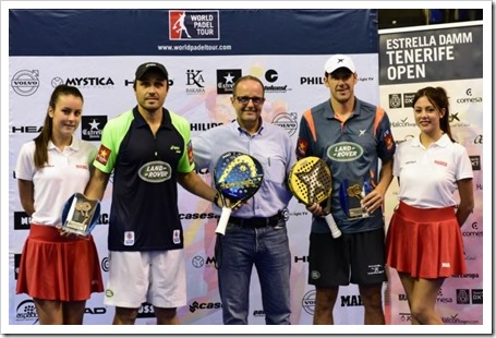 WPT Tenerife 2014: Belasteguín-Díaz Campeones imponiendo su ley.