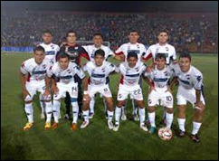 Nacional de Paraguay enfrenta a Vélez Sarsfield de Argentina