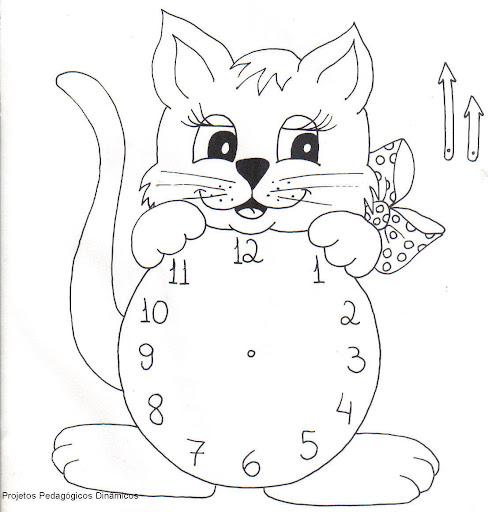 Relógio_Gato