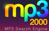 Mp3 2000 - Mp3 Search Engine - (Logo)