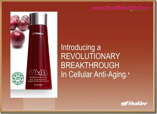 Introducing a Revolutionary Breakthrough in Cellular Anti Aging_Vivix