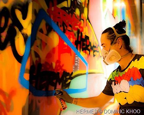 HERMES SCOTTS SQUARE SINGAPORE STORE KONGO CYRL PHAN