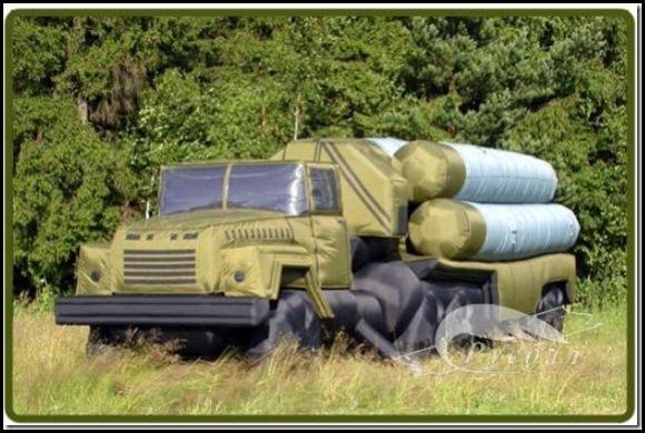 Russie une armée gonflable-18