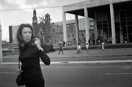 MEXICO ORIANA FALLACI 1968