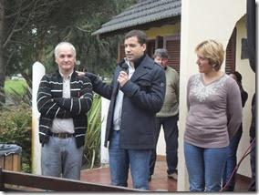 Asumió el nuevo Coordinador de la Unidad de Gestión Municipal de Las Toninas