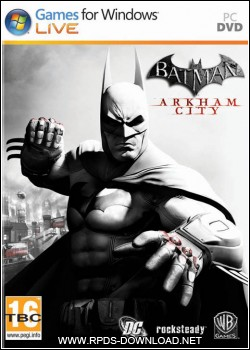 4ed1d37387c64 Batman Arkham City PC Full + Crack