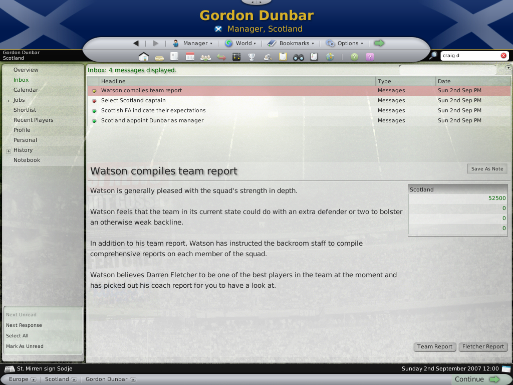 Football Manager 2008