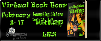 Launching Sisters to WitchCamp Banner 450 x 169
