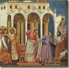 Jesus expulsa demonio