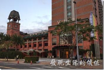 台北-維多麗亞酒店01
