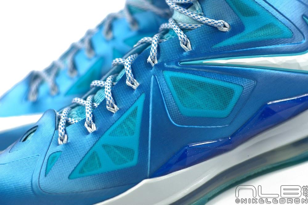 Lebron James Shoes 2013 Blue