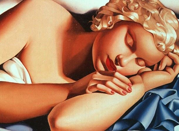 deLempicka-SleepingBlond