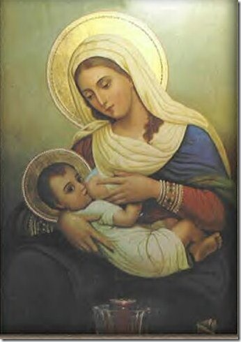 Oración para pedir un embarazo