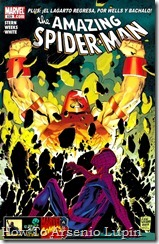 P00017 - Spiderman - The Gauntlet #629