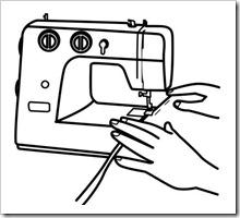 colorear maquinas coser  (2)