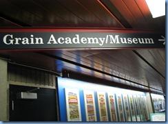 0398 Alberta Calgary Stampede 100th Anniversary - BMO Centre Grain Academy & Museum