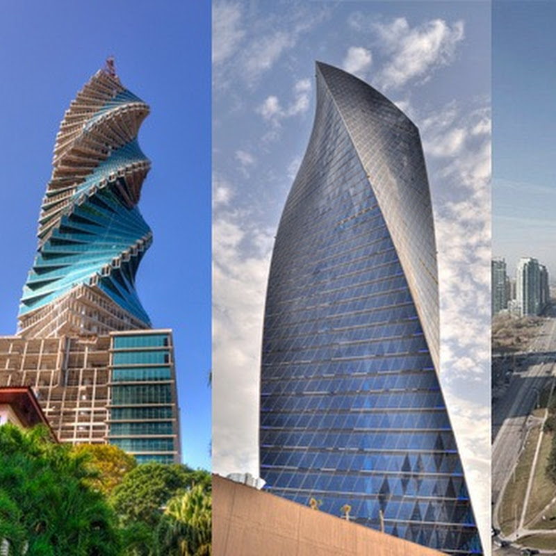 Twisted Skyscrapers Around The World