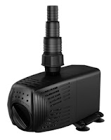 Pondbuilder Mag-Drive Pump, Max Flow 1500GPH