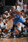 lebron james nba 120621 mia vs okc 028 game 5 chapmions Gallery: LeBron James Triple Double Carries Heat to NBA Title