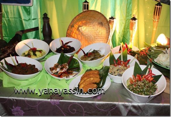Buffet Ramadan Eastin Hotel PJ124