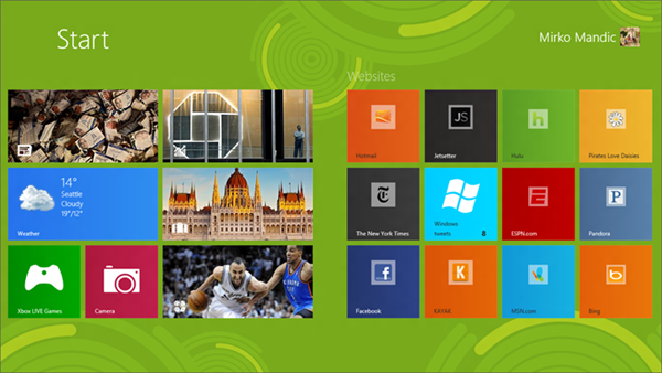 Muat turun Windows 8 Release Preview