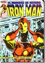 P00066 - El Invencible Iron Man #171