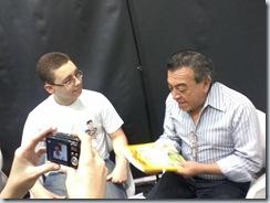 Entrevista com Mauricio 5
