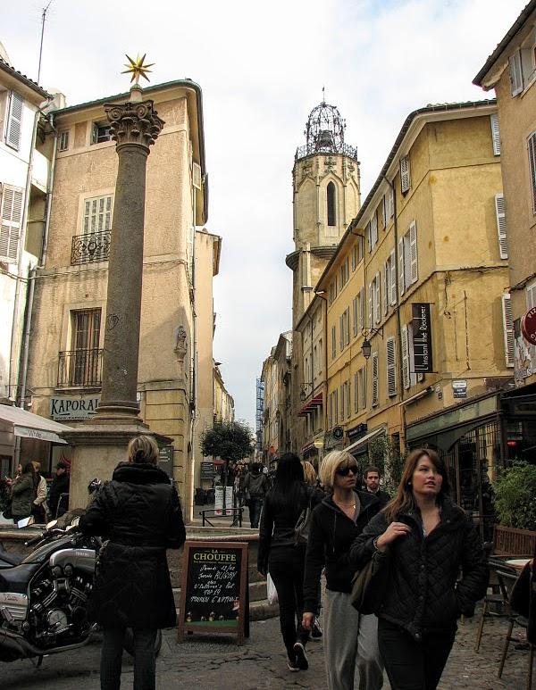 Aix en provence franta vacante vacante for Salon de provence aix en provence bus