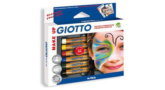 giottomakeuppencils
