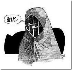 burqa bars