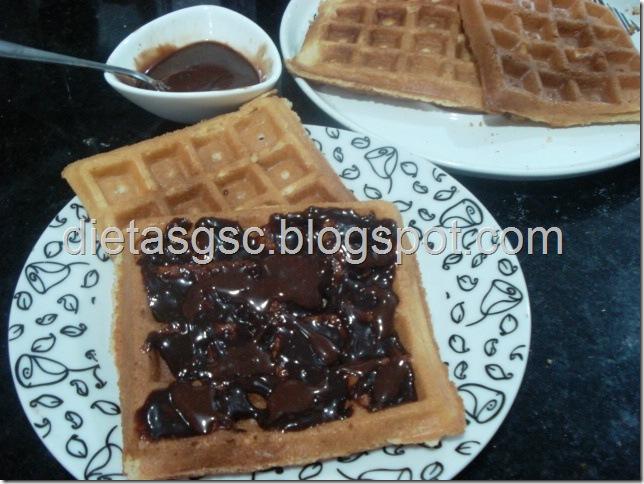 waffles de grão de bico 004