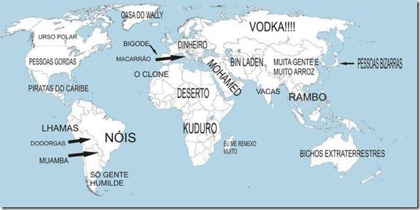 Pra não se perder na aula de geografia