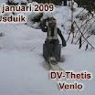 Foto's 2009 » IJsduik op 4 januari 2009