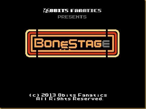 BoneStagE タイトル