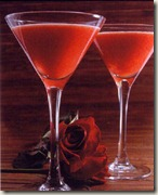 Cocktail pomodori e rose