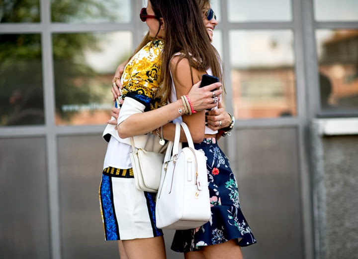 bolsa branca como usar looks