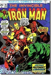 P00213 - El Invencible Iron Man #68