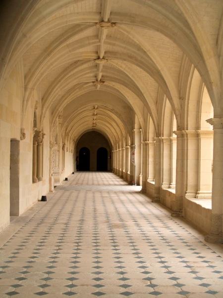 2011 08 04 Voyage France Abbaye Royal de Fontevraud