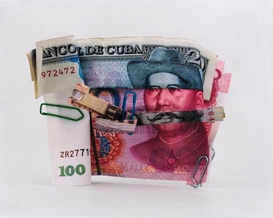 Dinheiro arte (2)