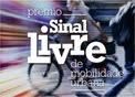 premio sinal livre mobilidade urbana
