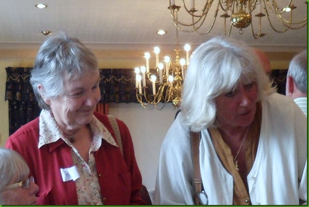 June & Joan Wakeham