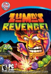 ZUMA revenge cover